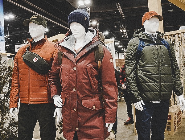 Fjällräven New Outerwear Winter Snow Show Kollektion für 2019