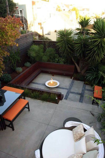 Tolle moderne Patio-Ideen