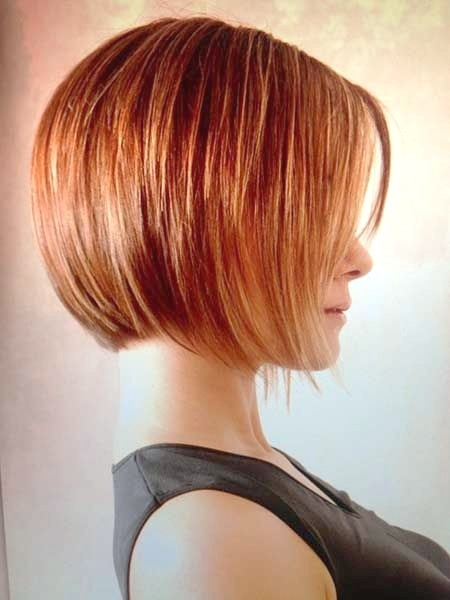 Bob Haircut für Ombre Hair