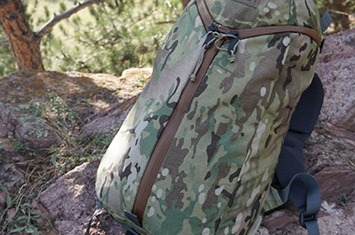 Multicam Mystery Ranch Urban Assault Backpack Review - 21L jeden Tag tragen Pack