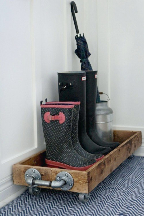 Boot Organisation - Eingang