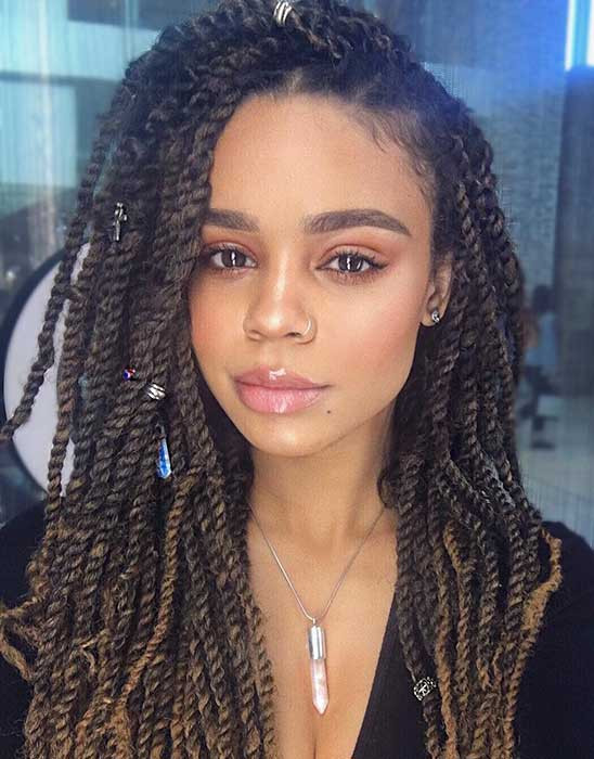 Kleine Marley Twists