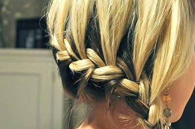 5 French Braid Tutorials: Nette geflochtene Frisuren