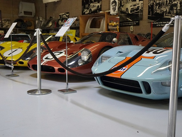 Ford Gt 40 Car Collection