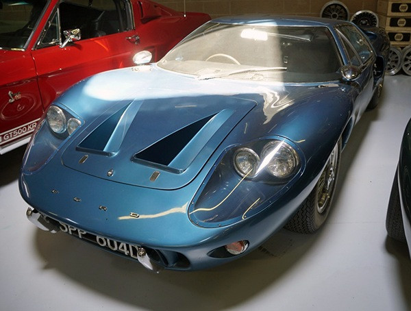 Ford Gt40 Mk Ii Gt 40 P 1102 Coupé