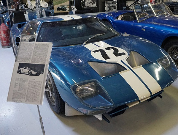 Shelby American Collection Museum