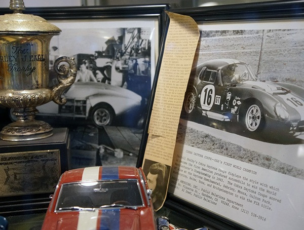 Jahrgang Shelby Racing Trophy