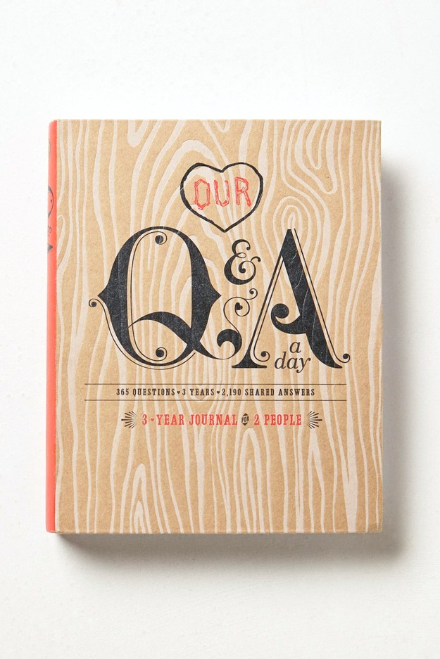 Q and A Journal