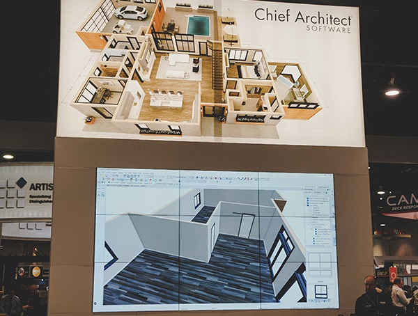 Chefarchitekt Software 2019 Nahb Show Las Vegas