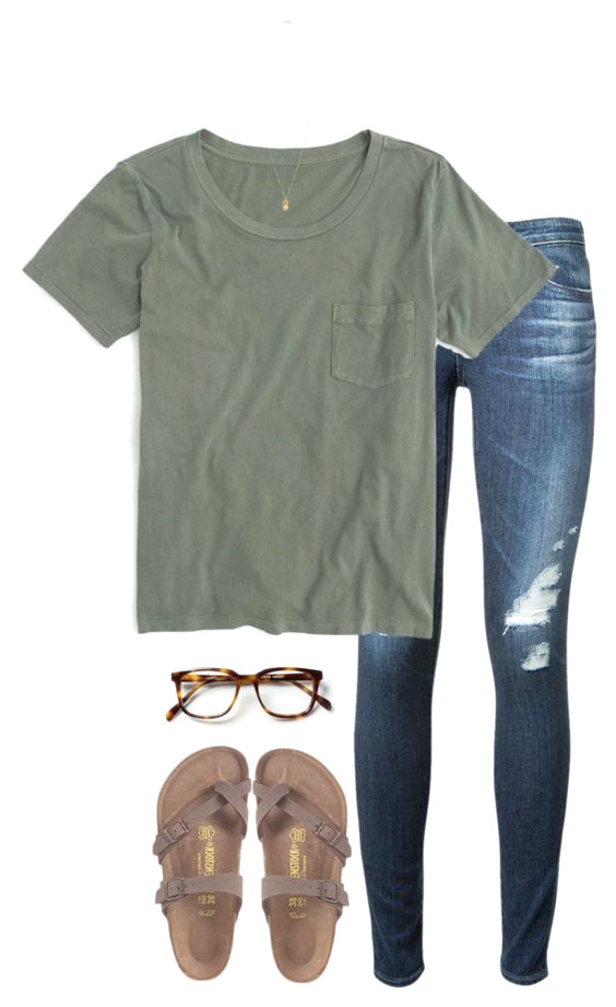 Zukunftsweisende Polyvore-Outfits