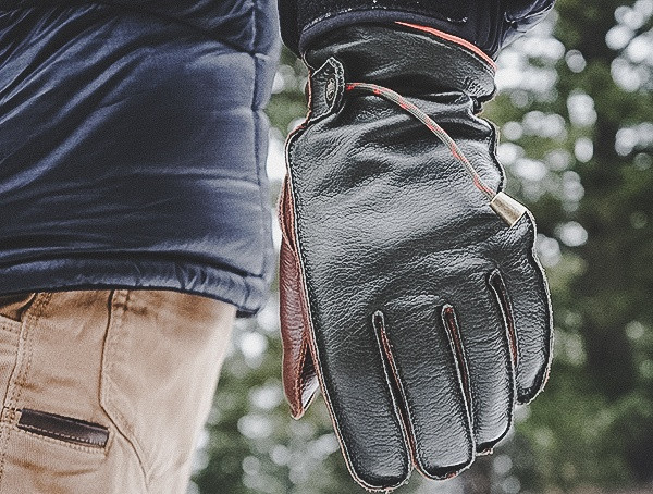 Kaltes Wetter Herren Hestra Granvik Dress Gloves Review