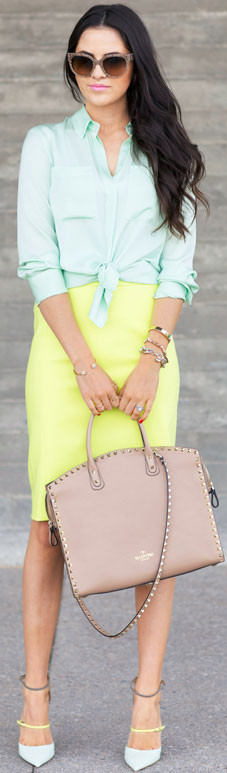 Sommer-Business-Outfit
